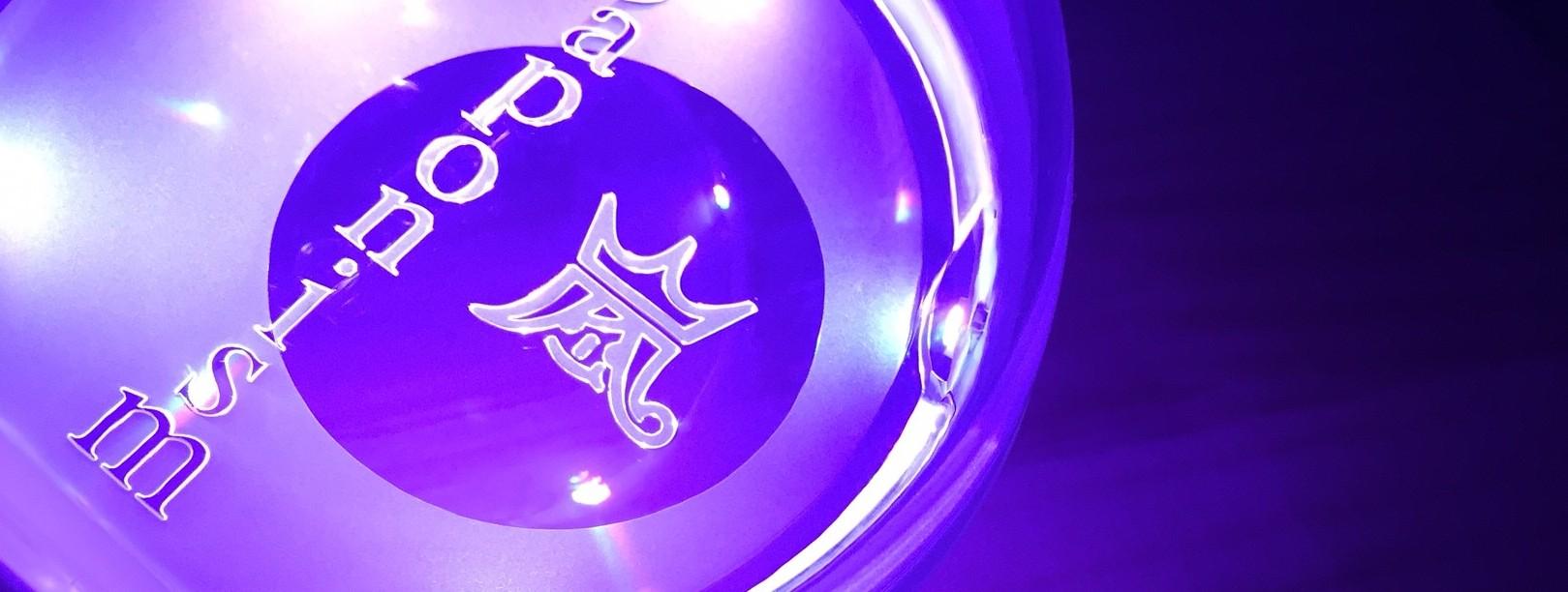 嵐 japonism ペンライト紫