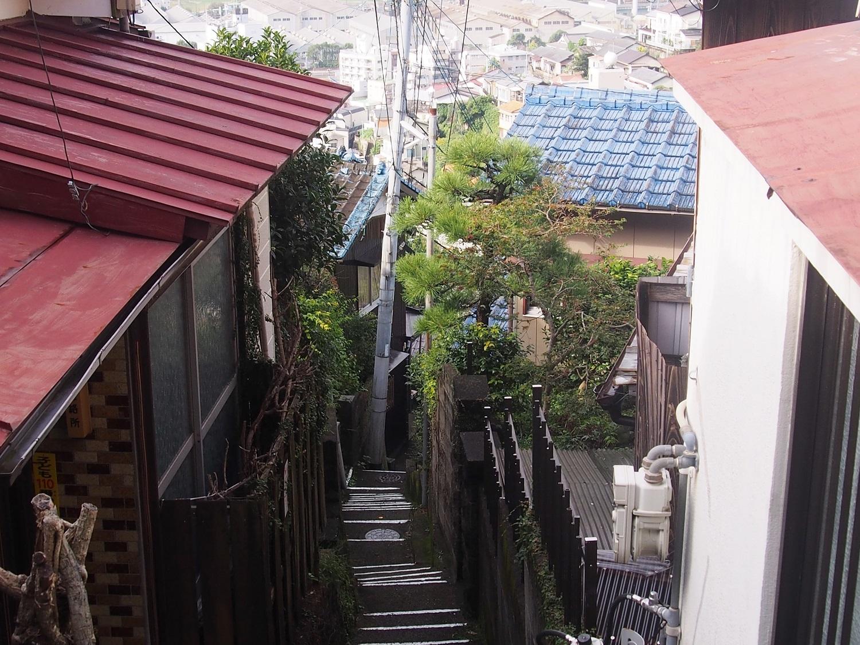 長崎 路地
