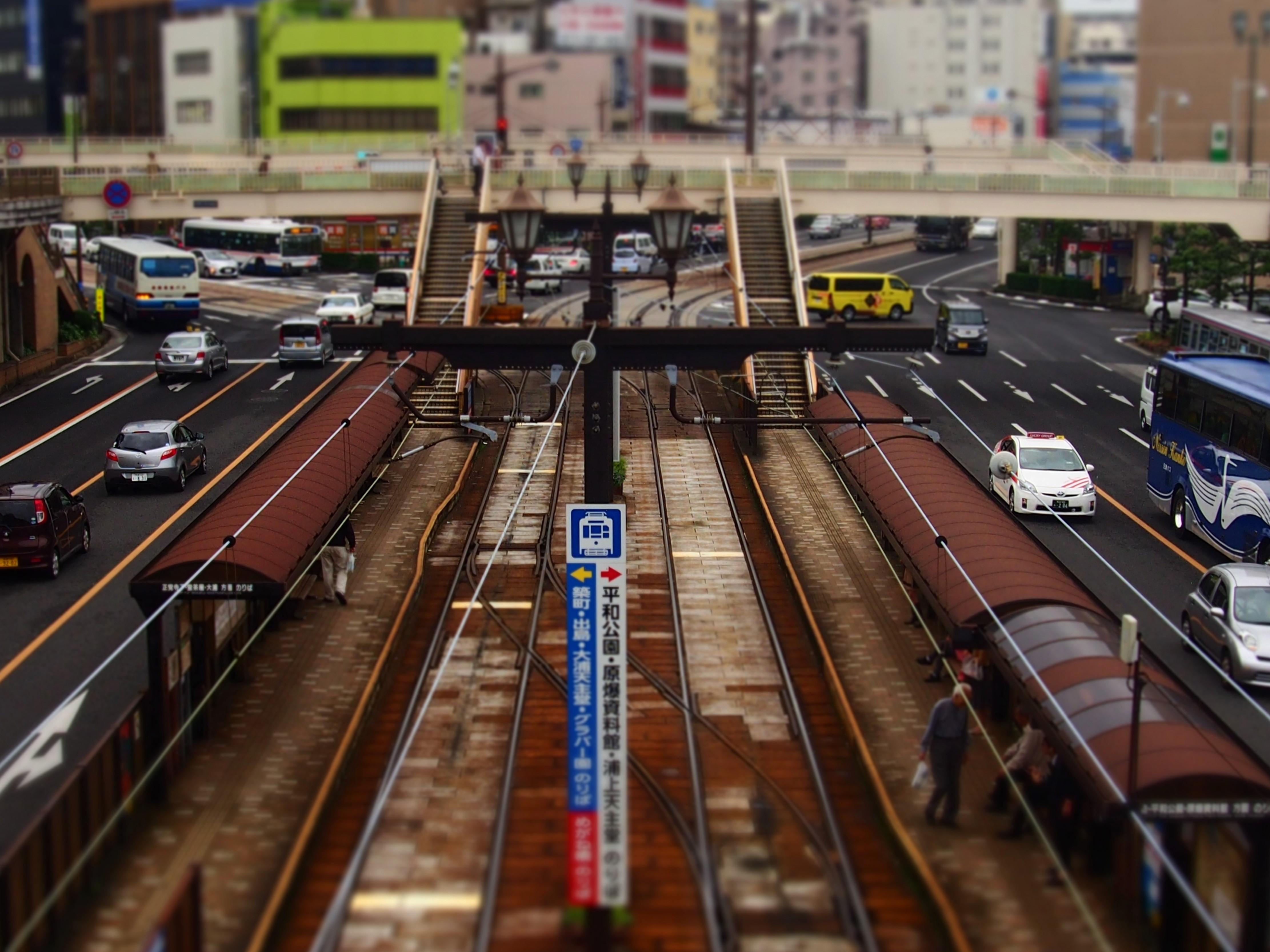 長崎 駅前