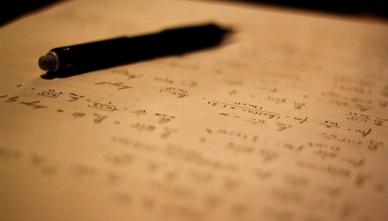 勉強をする意味を考えて何になる。