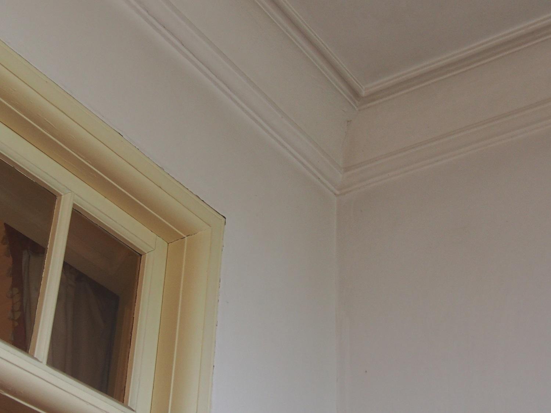 イギリス領事館 壁の上のとこのデザイン
