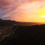 ある日、夕日を撮ろうと思って。/写真とストーリー性