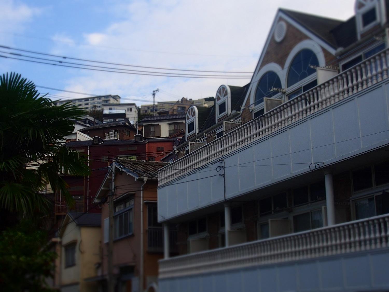 長崎 住宅街