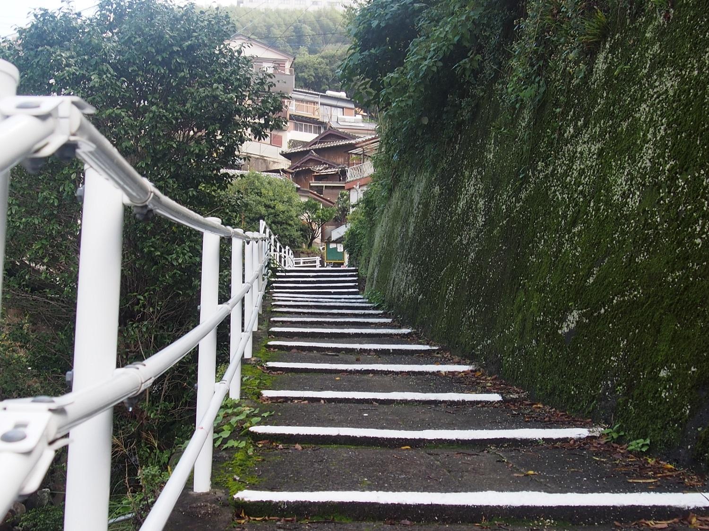 長崎 階段