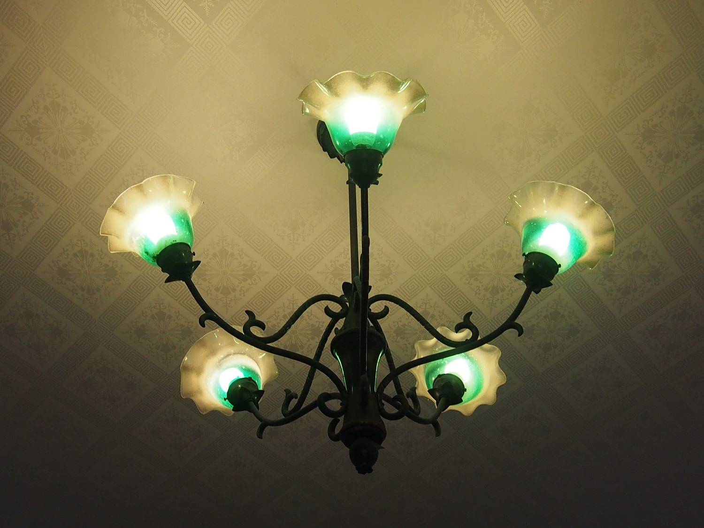 グラバー邸 ランプ