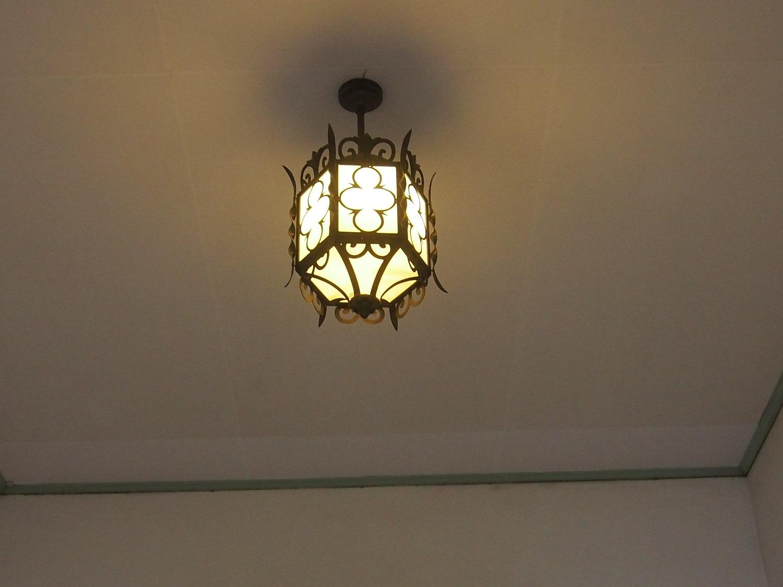 グラバー邸 ランプ②